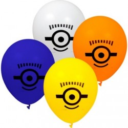 Despicable Me 2 Latex Balloons