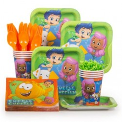 Bubble Guppies Standard Kit (Serves 8)