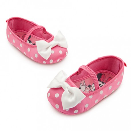 minnie mouse costume shoes for baby pink partyland