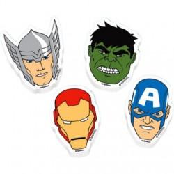 Avengers Eraser Favors (12 Pack)