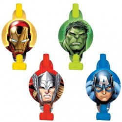 Avengers Blowouts (8 Pack)