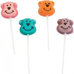 Monkey Lollipop (12-pack)