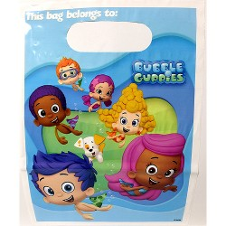 Bubble Guppies Loot Bag (8 pack)
