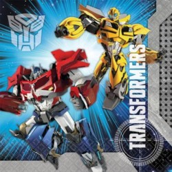 Transformers Luncheon Napkins (16 Pack)