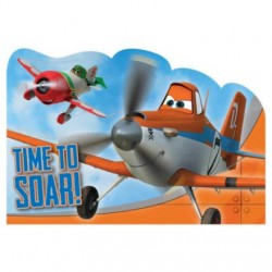 Disney Planes Party Invites