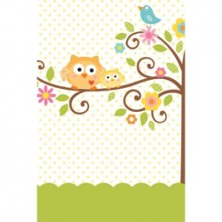 Owl Table Cover (Each)