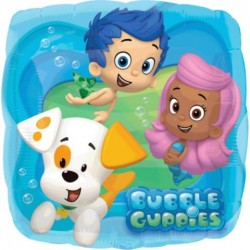 "Bubble Guppies 18"" Balloon (Each)"