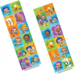 Bubble Guppies Sticker Favors (8 Pack)