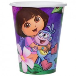 Dora the Explorer Cups