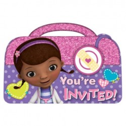 Doc McStuffins Invitations