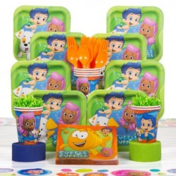 Bubble Guppies Deluxe Kit (Serves 8)