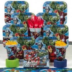 Avengers Deluxe Kit (Serves 8)