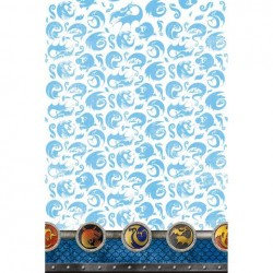 How to Train Your Dragon Plastic Table Cover (Blue)