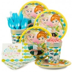 Frozen Fever Standard Kit (Serves 8)