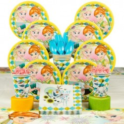 Frozen Fever Deluxe Kit (Serves 8)