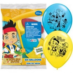 Jake & Neverland Pirates Balloons