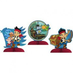 Jake & Neverland Pirates Centrepiece