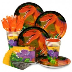 Dinosaur Party Standard Kit Serves 8 Guests