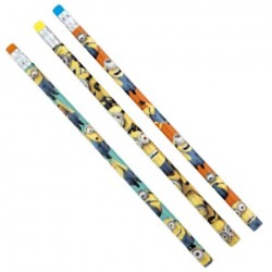 Despicable Me Pencil Favors (12 Pack)