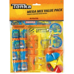 Tonka Party Favor Value Set (For 8 Guests)