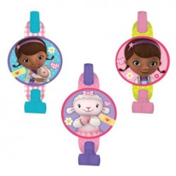 Doc McStuffins Blowout Favours