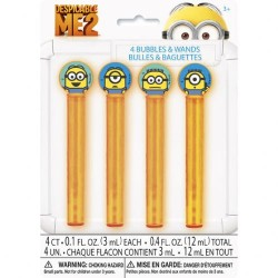 Minions Despicable Me 2 Bubbles Wands