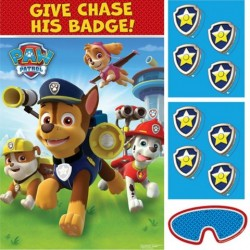 Paw Patrol Party Game (Each)