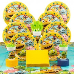 Henry Hugglemonster Deluxe Kit (Serves 8)