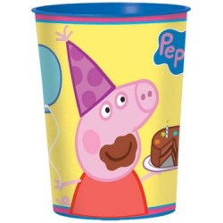 Peppa Pig 16oz Favor Cup (New Style)