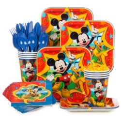 Mickey Mouse Standard Kit (Serves 8)