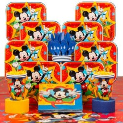 Mickey Mouse Deluxe Kit (Serves 8)