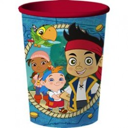 Jake & Neverland Pirates Souvenir Cup