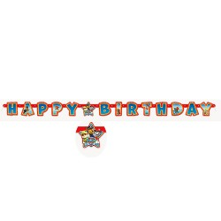 PAW PATROL JOINTED BANNER