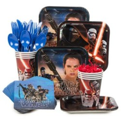 Star Wars Episode VII: The Force Awakens Standard Kit (Serves 8)