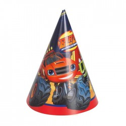 Blaze And The Monster Machines Party Hats