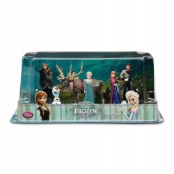 Disney Frozen Party Figurine Set