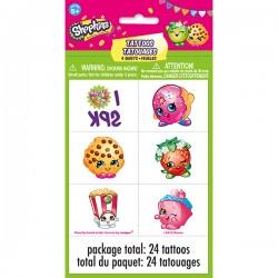 Shopkins Tattoos