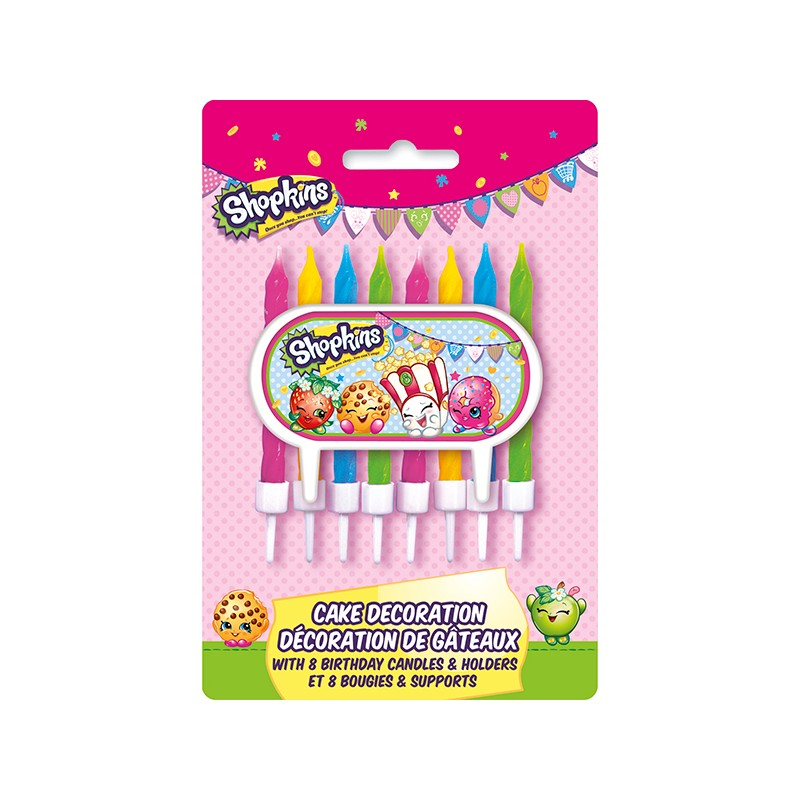 Cake Decorating Stuff Nz : Shopkins Cake Decor Set - Partyland - New Zealand s ...
