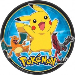 Pokemon Dinner Plate