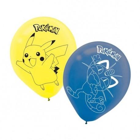 Pokemon Ballons