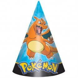Pokemon Party Hats
