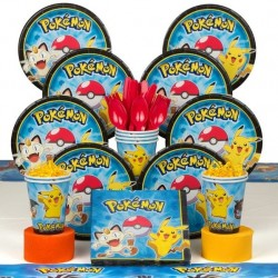Pokemon Deluxe Kit