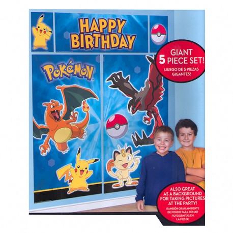 Pokemon Decorating Kit
