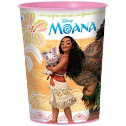 Moana Plastic Favor Cup