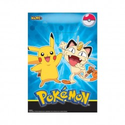 Pokemon Loot Bags (8 pack)