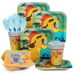 The Lion Guard Standard Tableware Kit