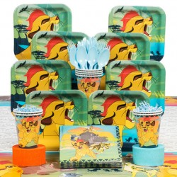 The Lion Guard Deluxe Tableware Kit
