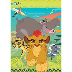 The Lion Guard Favour Bags