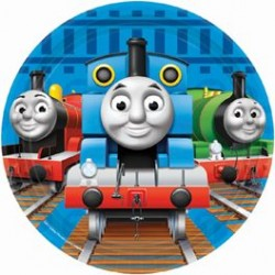 Thomas & Friends Dessert Plates