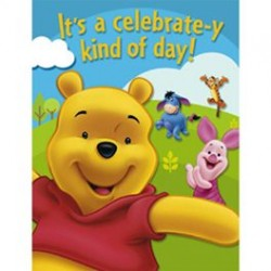 Pooh & Friends Invitations